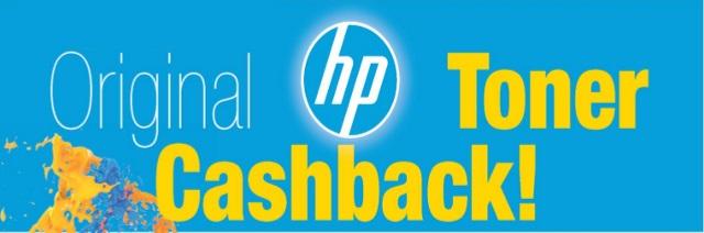 HP Toner Casback